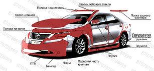 Защита автомобиля Антигравийная пленка