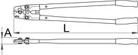 Ножницы для резки проволочного каната 585/6P, фото 2