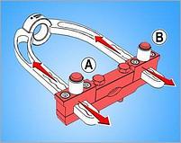 Съёмник для шарниров равных угловых скоростей (ШРУС) 2041/2, фото 3