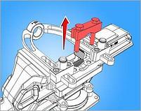 Съёмник для шарниров равных угловых скоростей (ШРУС) 2041/2, фото 4