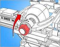 Съёмник для шарниров равных угловых скоростей (ШРУС) 2041/2, фото 6