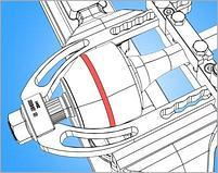 Съёмник для шарниров равных угловых скоростей (ШРУС) 2041/2, фото 7