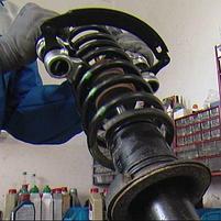 Съёмник пружин для сборки амортизаторов, облегчённый вариант 2052/4, фото 2