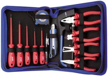 Набор инструментов изолированных в сумке 905VDE