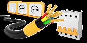 Электротехнические изделия (Розетки, выключатели, автоматы)