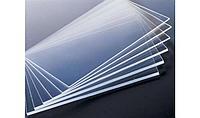 Орг стекло прозрачное 4 мм (1,2*2,4)