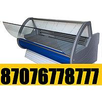 Витринный холодильник Холодильная витрина Мерей - Люкс  2м  0+5С