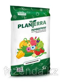 PlanTerra - биогрунт универсальный, 5л, грунт для садово-огородных растений