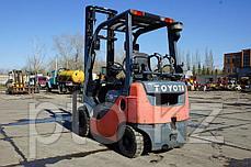 Газ-бензиновый погрузчик Toyota 8FG15, фото 2