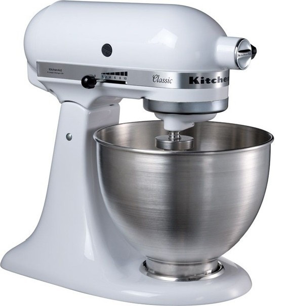 Миксер KitchenAid HD 5KSM7591X БЕЛЫЙ