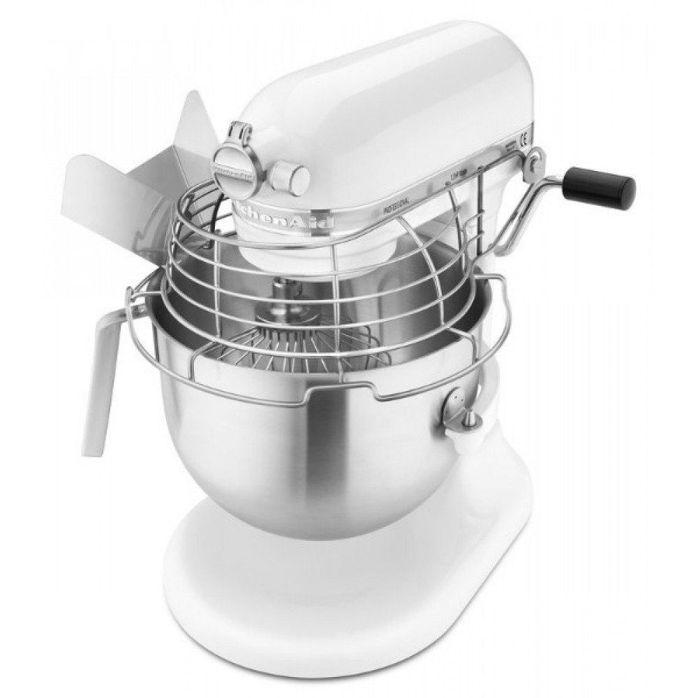 Миксер KitchenAid PROFESSIONAL 5KSM7990XEWH БЕЛЫЙ