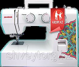 Электромеханическая швейная машинка Janome DIVA