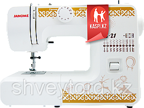 Бытовая швейная машинка Janome Z21
