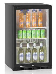 Шкаф барный холодильный Hurakan HKN-DB125H
