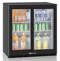 Шкаф барный холодильный Hurakan HKN-DB205S
