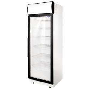 Шкаф холод.со стеклом Polair DM105-S