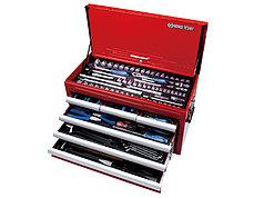 Набор инструментов универсальный, 219 предметов KING TONY 911-000CR