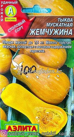"""Семена пакетированные Аэлита. Тыква мускатная """"Жемчужина"""", фото 2"""