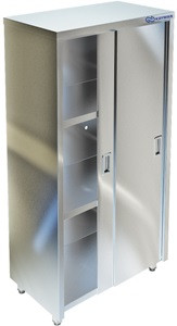 Шкаф для посуды и инвентаря Kayman ШПИ-221/1205