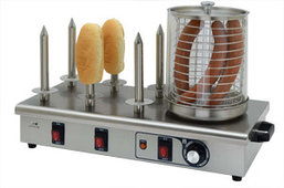 Аппарат для hot dog Hurakan HKN-Y06