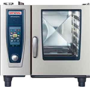 Пароконвектомат Rational SELFCOOKINGCENTER SCC61/ЛЕВ