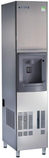 Льдогенератор Scotsman DXG 35 WS
