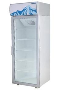 Шкаф холод.со стеклом Polair DM105-S версия 2.0
