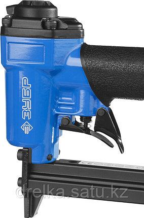 Степлер пневматический для скоб тип 80 (6-16 мм), ЗУБР, фото 2