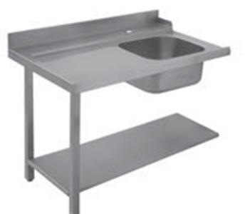 Стол д/грязной посуды Apach 1200ММ 75451