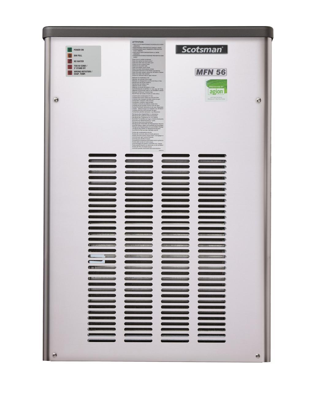Льдогенератор Scotsman MFNS 56 WS
