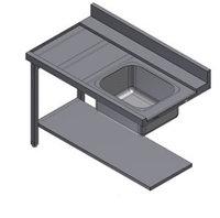Стол для посудомоечной машины Kayman СПМ-111/1507 П