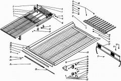 Доска стрясная Енисей (КДМ 2-12-1А-01)