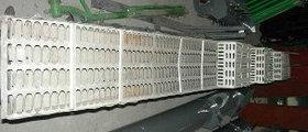 Клавиша соломотряса длинная КДМ 2-11-1