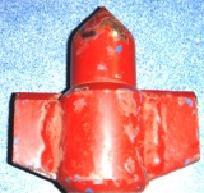 Конус витка выгрузного шнека «Енисей» КДМ 6-32-3Б