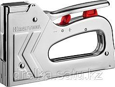 "Степлер для скоб ""GRAND 53"" 3-в-1: тип 53 (6-16 мм) / 300 (16 мм) / 500 (16 мм), KRAFTOOL"