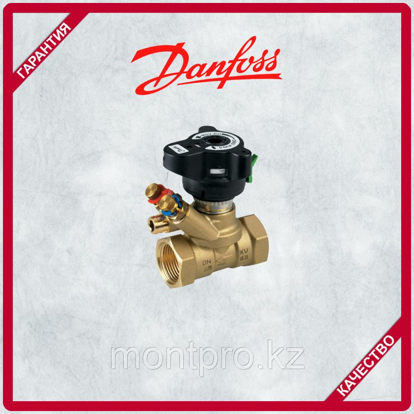 Клапан ручной балансировочный Danfoss MSV-BD