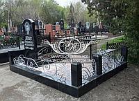 Гранитные мемориальные комплексы, фото 1