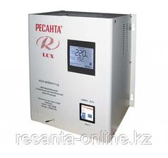 Стабилизатор напряжения Ресанта АСН 8000/1 LUX
