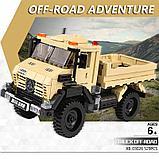 Конструктор XINGBAO XB-03026 Внедорожный грузовик 4x4 529 деталей аналог лего LEGO Внедорожный грузовик 4x4 52, фото 3