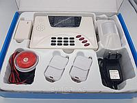 Охранная сигнализация GSM