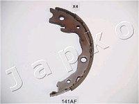 "Колодки стояночного тормоза (""ручника"") Nissan Qashqai  (07-…, Japko)"