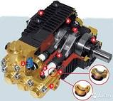 Профессиональный аппарат высокого давления IPC Portotecnica G-POWER C I1813P T, фото 2