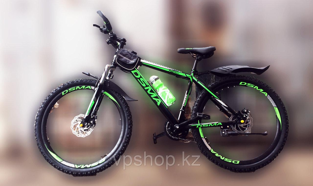 Горный спортивный и практичный современный на промподшибниках велосипед для города DSMA, 20 дюймов, доставка