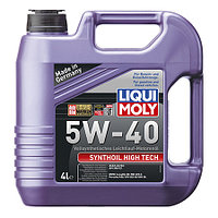 2194 Моторное масло Liqui Moly SYNTHOIL-HT 5W40 4литра