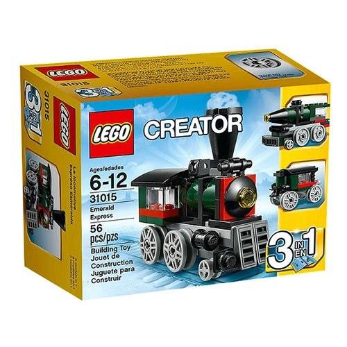 31015 Lego Creator Изумрудный экспресс, Лего Креатор