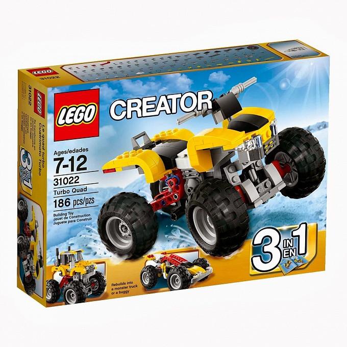 31022 Lego Creator Квадроцикл, Лего Креатор
