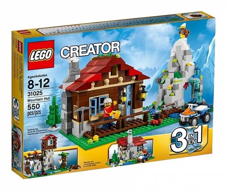 31025 Lego Creator домик в горах, Лего Креатор