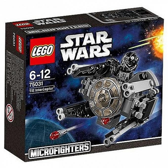 75031 Lego Star Wars Перехватчик TIE, Лего Звездные войны