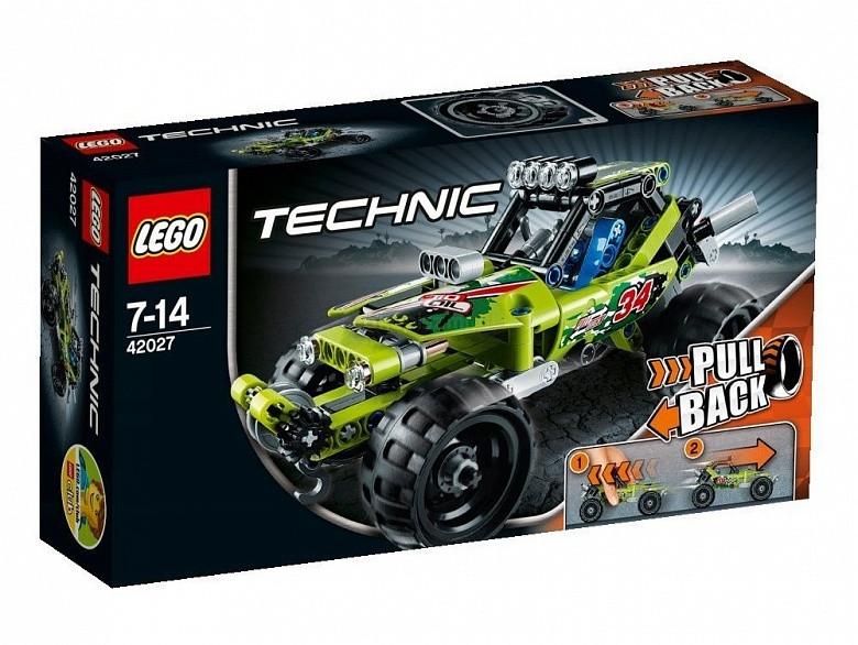42027 Lego Technic Пустынный Багги