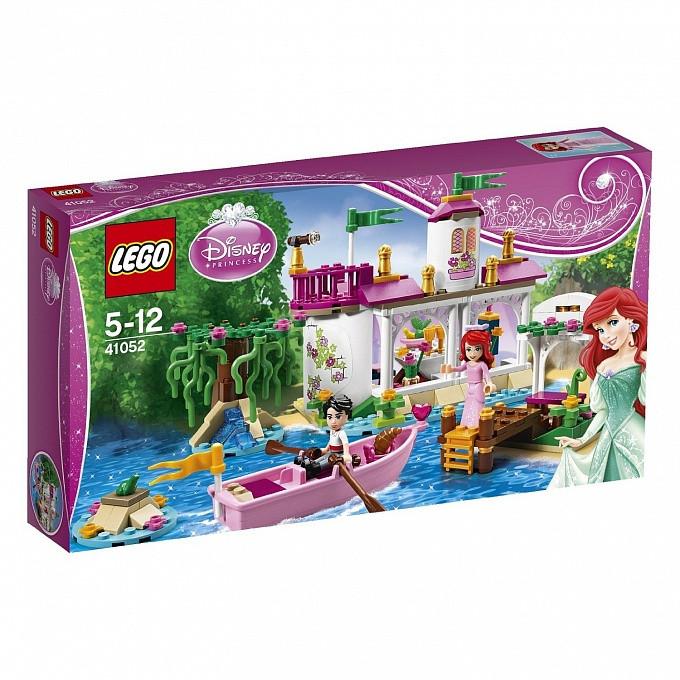 41052 Lego Disney Волшебный поцелуй Ариэль, Лего Принцессы Дисней
